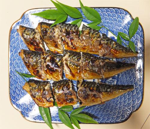 焼きサバ 焼き鯖