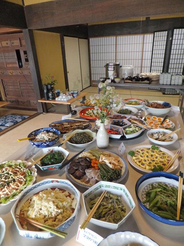 お屋敷で味わう伝統食 創作和食料理