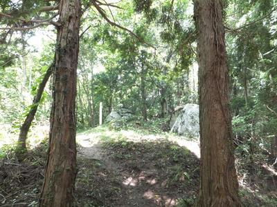 釜石の入口 二本杉 順路