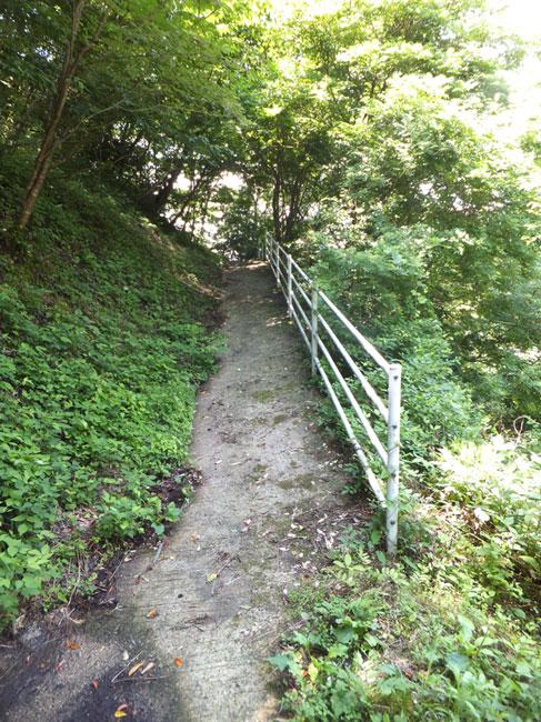 釜石 遊歩道 順路
