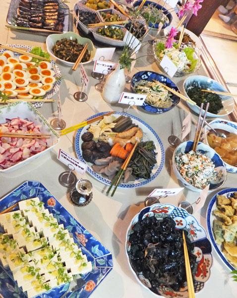 郷土料理の食べ放題