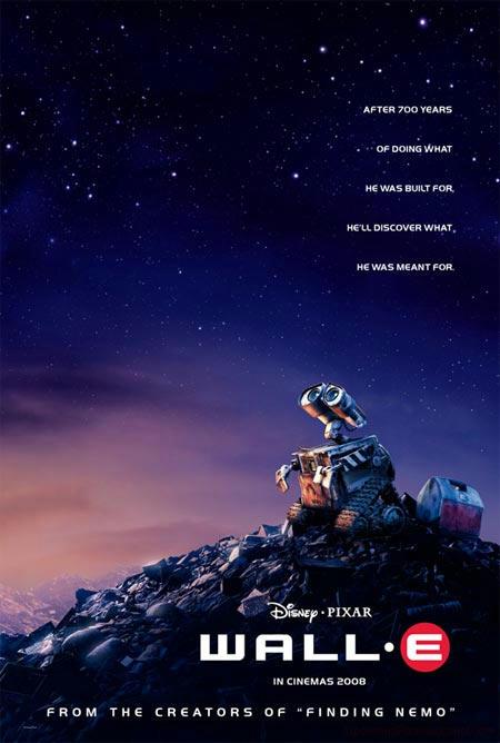 映画「WALL・E/ウォーリー<吹替版>」2度目の採点 ディレクターの ...