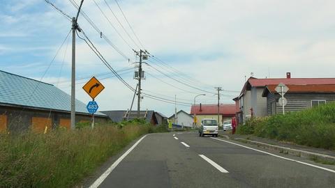 道北ドライブ2015(その12:羽幌→旧苫前駅跡→鬼鹿) 切符、食、時々 ...