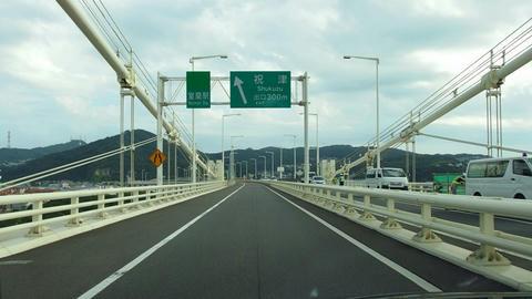 道南乗り鉄&ドライブ2016(その11:室蘭IC→白鳥大橋→室蘭駅→地球岬 ...