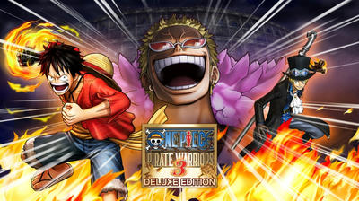 Game One Piece Pirate Warriors 3