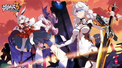 Game Honkai Impact 3rd