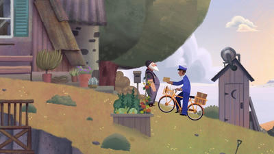 Game Old Man's Journey review