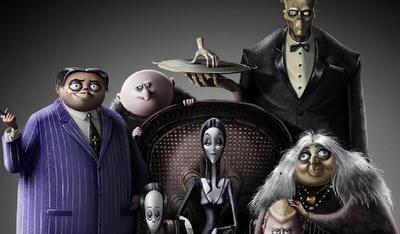 The Addams Family - Gia Đình Addams