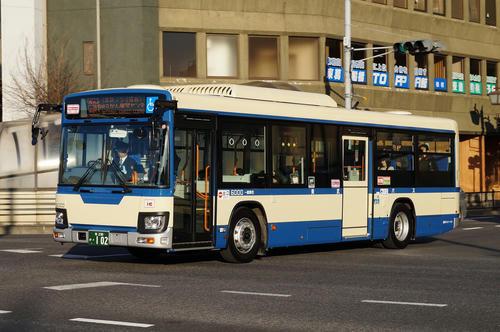 東武バスイースト 6000|東葛飾営業事務所 栃木車庫