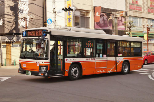 東武バスイースト 6004|東葛飾営業事務所 栃木車庫