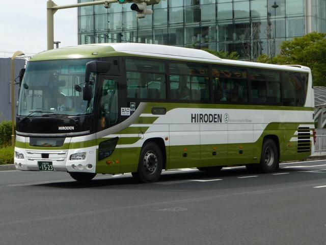 松江で見たバス2014(県外事業者の高速車編)|風見鶏は啼いているのか