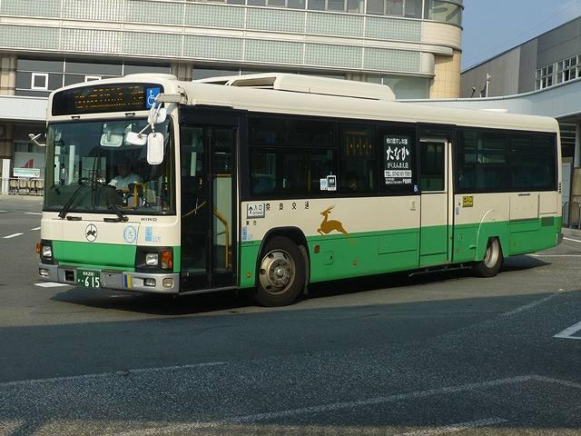 奈良で見たバス2019(奈良交通編その4)|ニュー風見鶏は啼いて ...