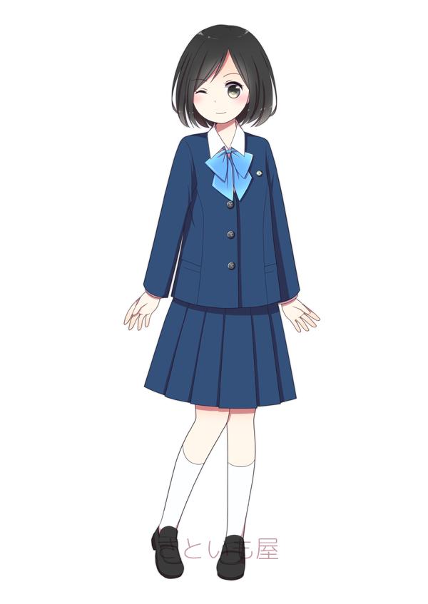 制服イラスト一覧|初恋プチフレア